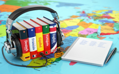 Traducir libros de inglés a español