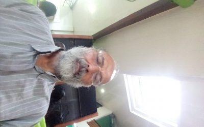 Omar Babbar Amighetti, traductor de Español a Inglés