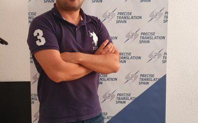 Julio Carabias Garrido, traductor de Inglés a Español