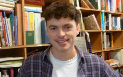 Liam Hendry, traductor de Español a Inglés