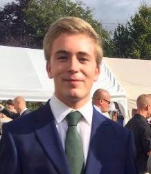 Luke Stafford, traductor de Francés a Inglés